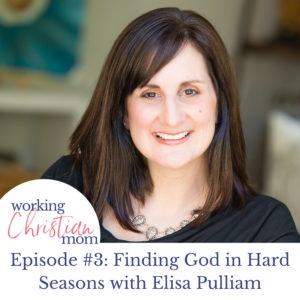 Finding God in the Hard Season Guest Bio