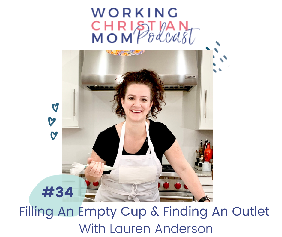 Filling An Empty Cup And Finding An Outlet With Lauren Anderson